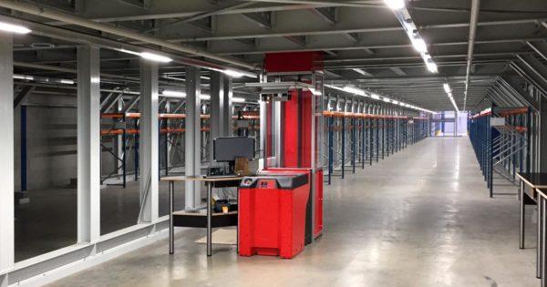 Il2 Plus LED Lichtbandsystem SAG AG – Niederbipp