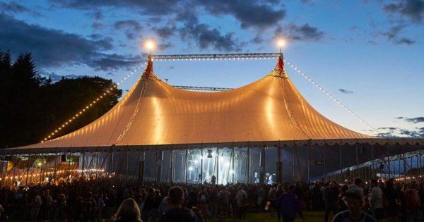Gurten Festival Lichterkette LED Filament