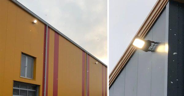 Jost Wohlen AG – Aussenbeleuchtung SES AG Eiger