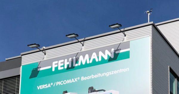 Fehlmann AG Seon – Aussenbeleuchtung SES AG Eiger