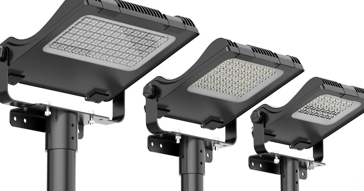 LED High-Performance Flutlicht Eiger Serie