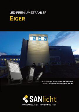 Deckblatt Eiger Strahler